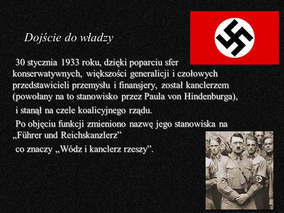 Kwestia Żydów Hitler dorastał w rodzinie katolickiej, ale już jako chłopiec odrzucał niektóre aspekty tej religii.