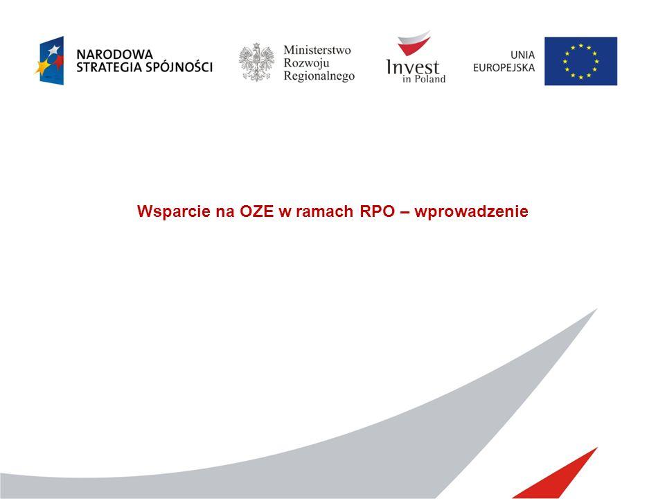 Działanie 5.1.Dystrybucja energii elektrycznej i gazu Nabór : II kwartał 2011 r.