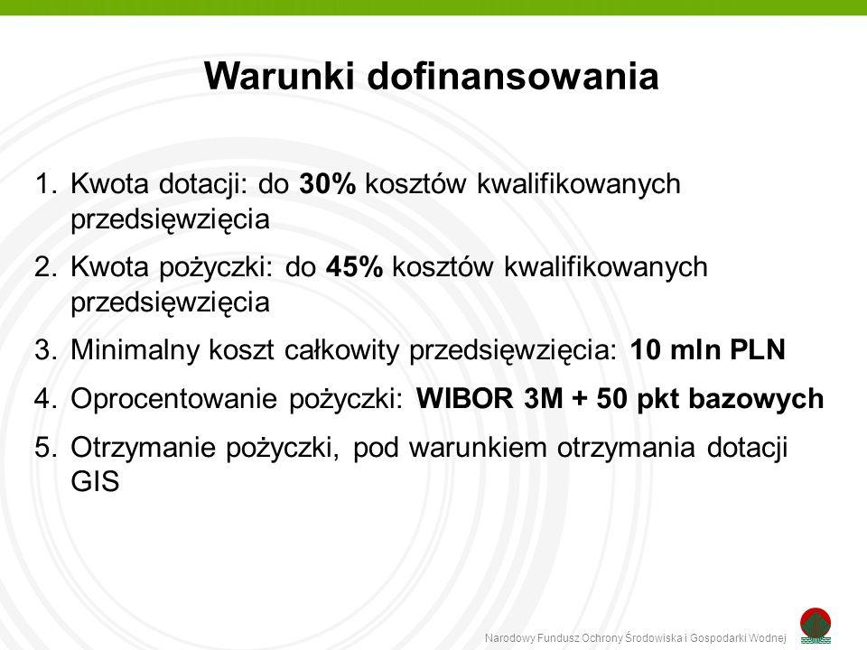 Elektrociepłownie i ciepłownie na biomasę Konkurs ogłoszony Termin naboru 29.09.2010r.-28.10.2010r.