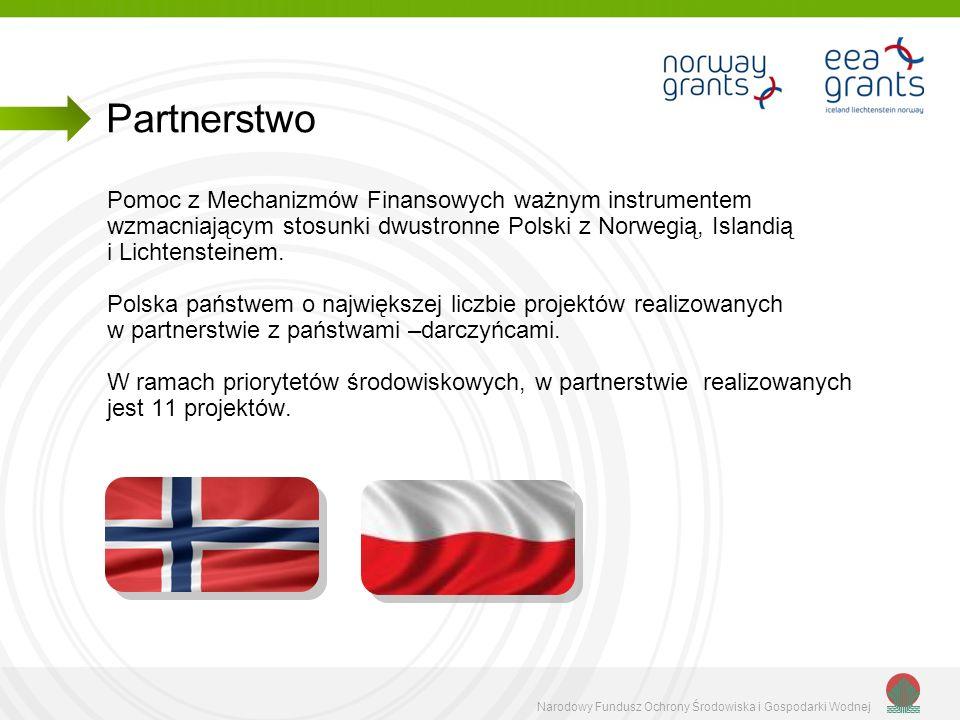 Narodowy Fundusz Ochrony Środowiska i Gospodarki Wodnej Pomoc z Mechanizmów Finansowych ważnym instrumentem wzmacniającym stosunki dwustronne Polski z