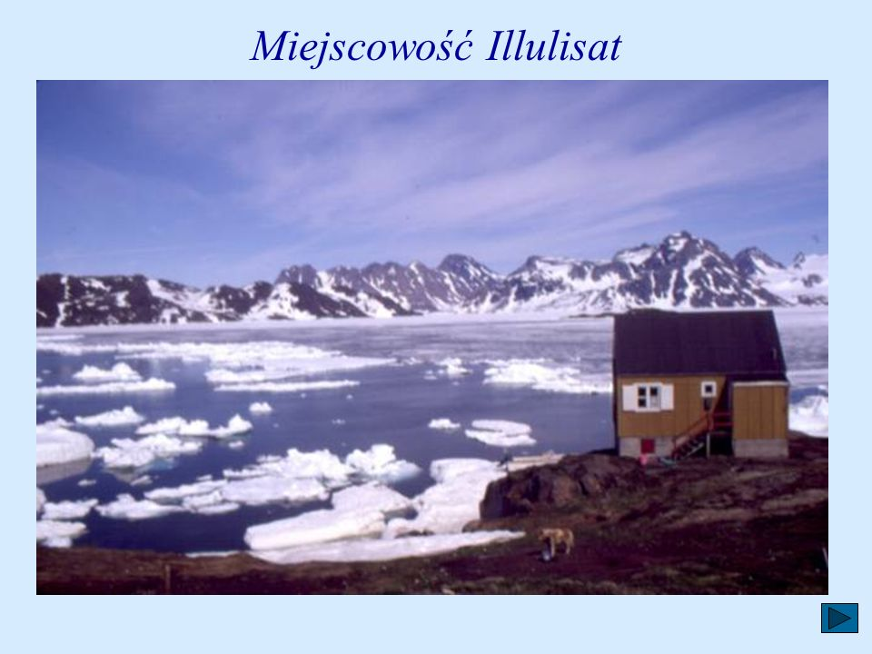 Dziś domy Eskimosów nie różnią się od naszych. Tak wyglądają zabudowania w Nuuk.