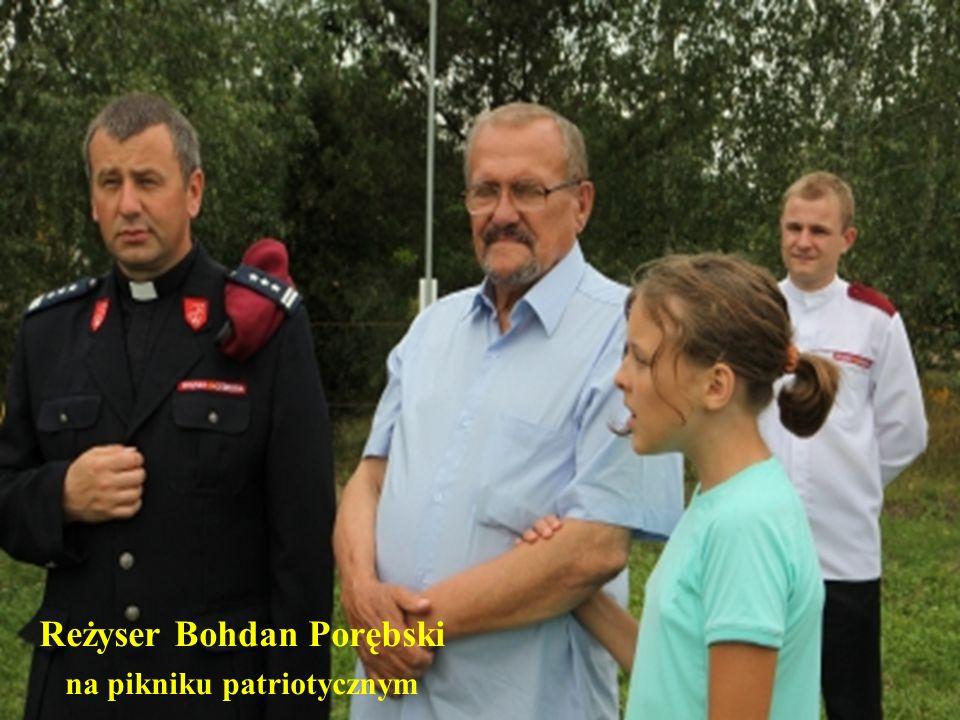 Młodzież skupiona w formacji Wojsko Gedeona