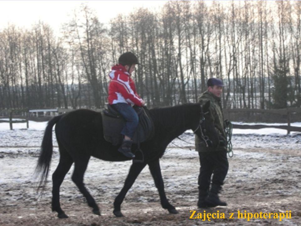 Półkolonie zimowe dla dzieci z gminy Radzanów, 2012 rok