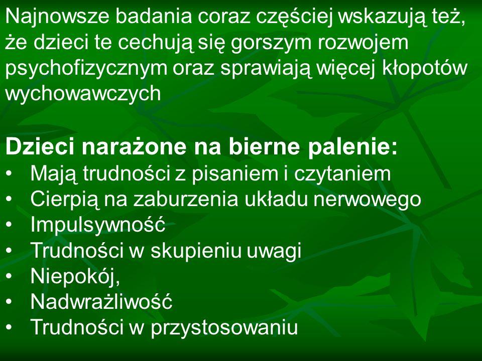Każdego roku w Polsce rodzi się ok.100 tys.