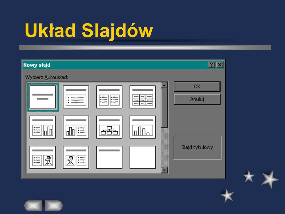 Wzorzec Slajdów Widok Wzorzec Wzorzec slajdów