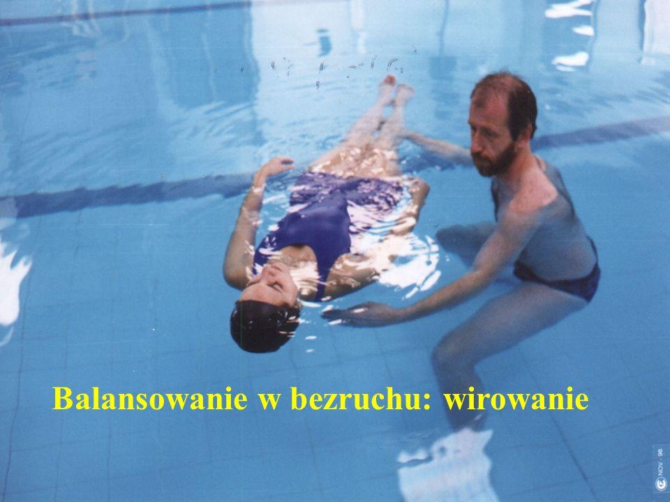 © Johan Lambeck, 2001 Balansowanie w bezruchu: wirowanie