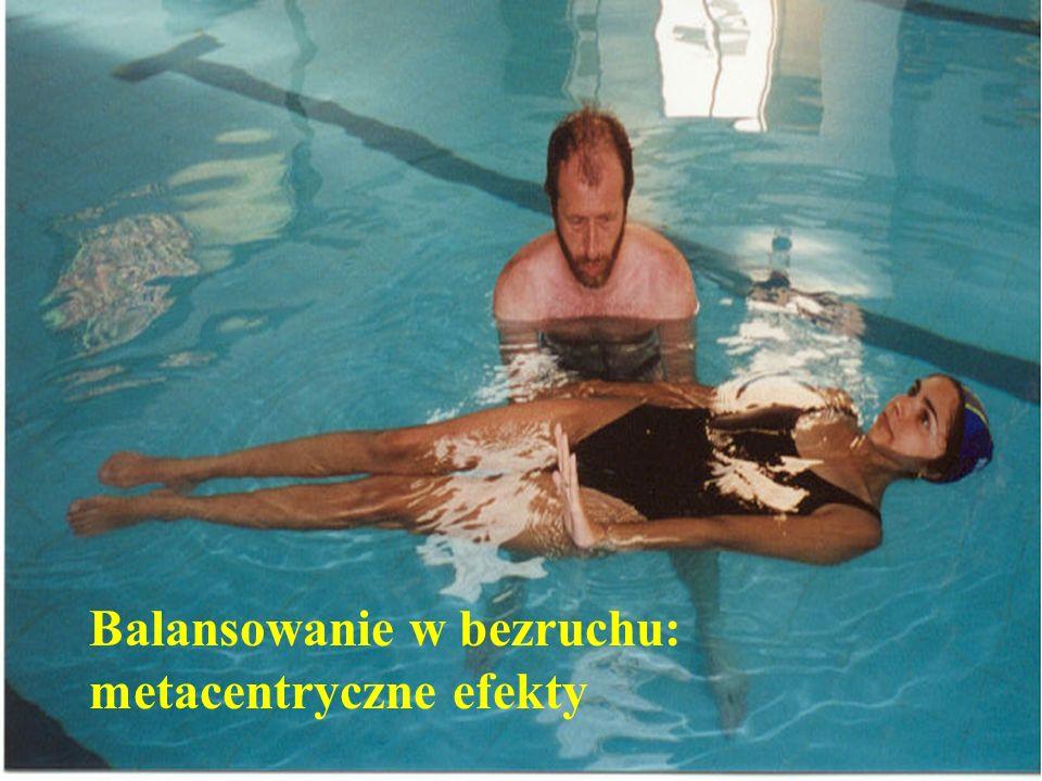 © Johan Lambeck, 2001 Balansowanie w bezruchu: metacentryczne efekty