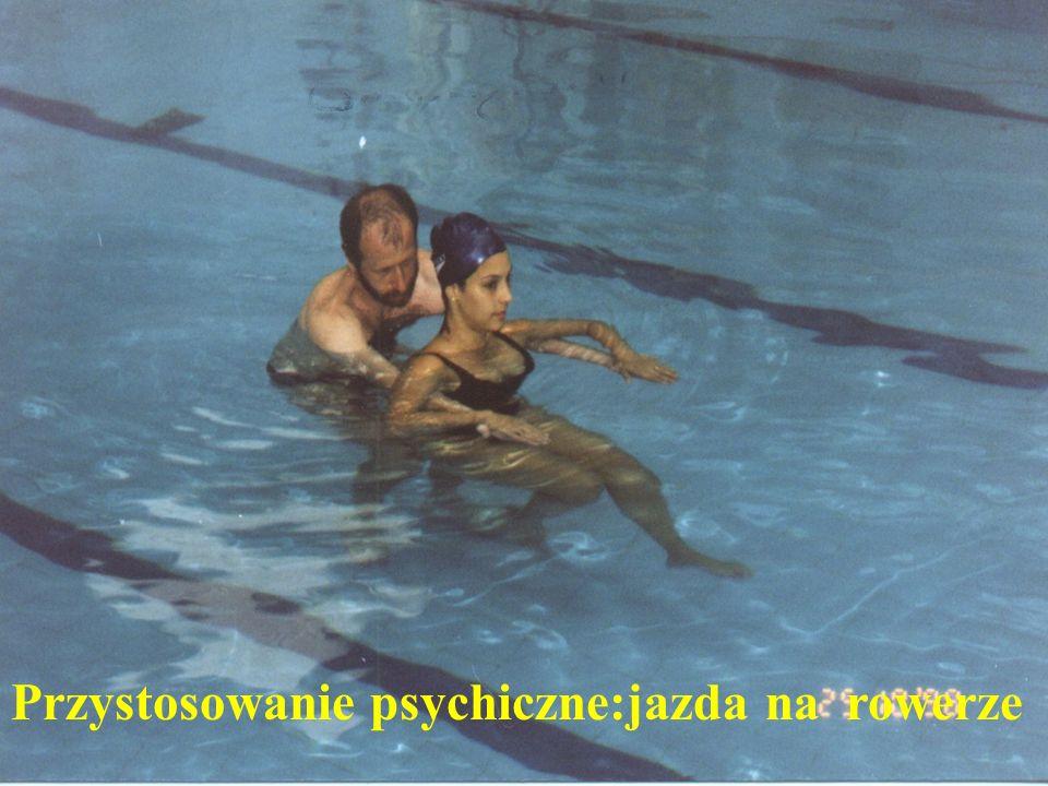 © Johan Lambeck, 2001 Przystosowanie psychiczne:jazda na rowerze