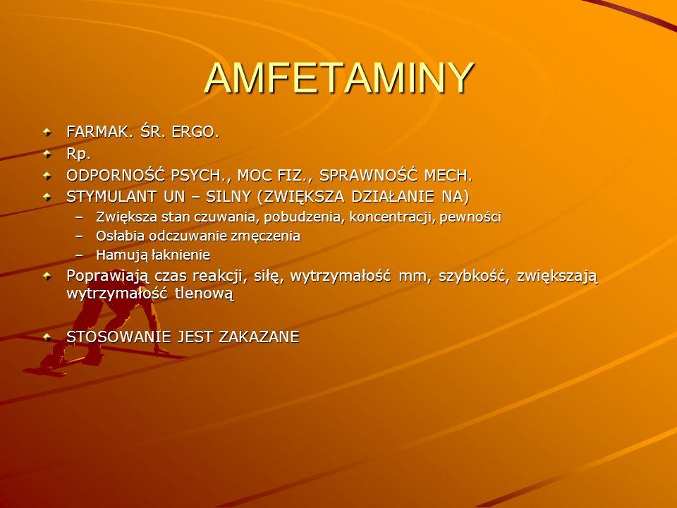 AMINOKWASY O ROZGAŁĘZIONYCH ŁAŃCUCHACH BCAA LEUCYNA, ILEUCYNA, WALINA ŚRODKI ŻYWIENIOWE W POKARMACH BOGATOBIAŁKOWYCH 3g/d – DIETA WYSTARCZA, ale suplementacyjnie 5-20g/d Tb.,proszki, w napojach Odporność psych i siła fiz.
