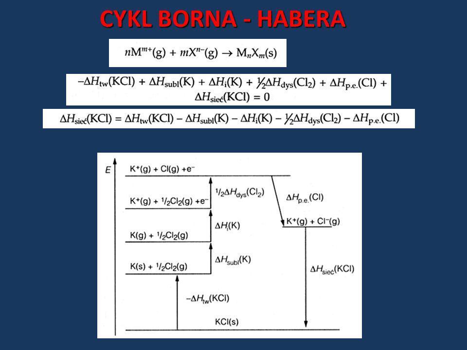 CYKL BORNA - HABERA