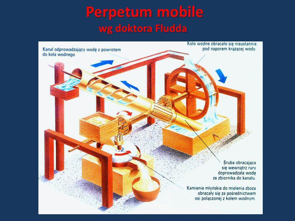 Perpetum mobile wg doktora Fludda wg doktora Fludda