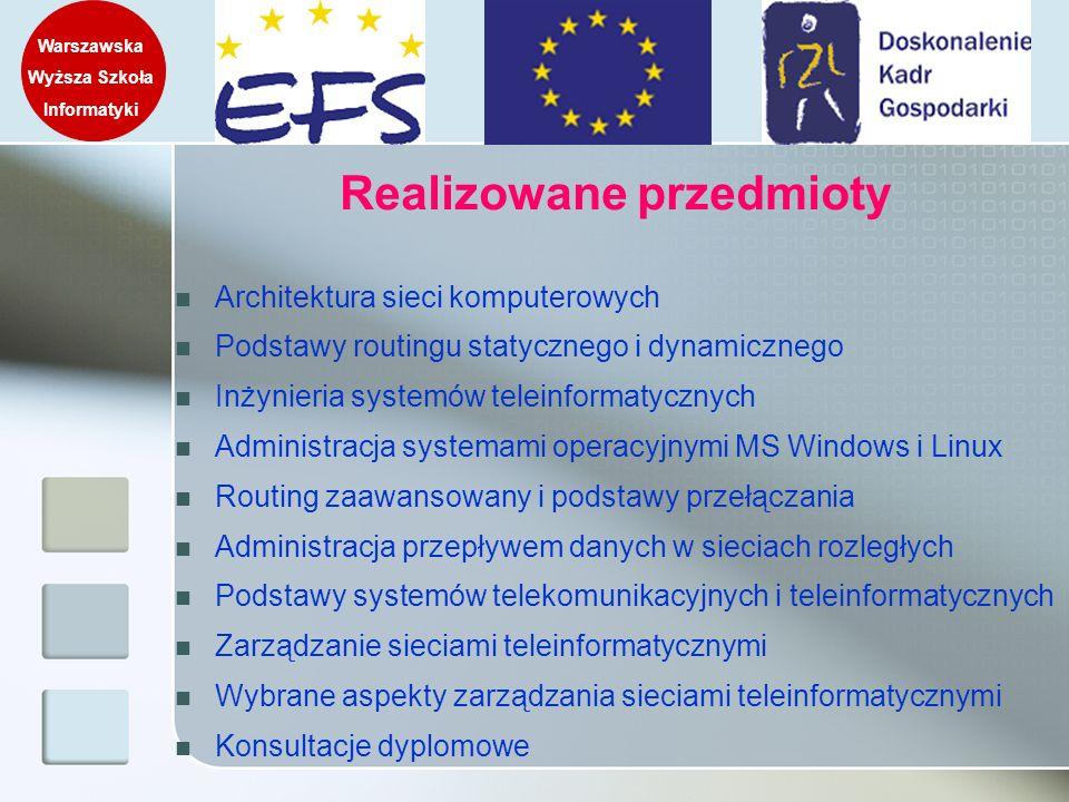 Bezpieczeństwo systemów teleinformatycznych Kierownik studiów: dr inż.