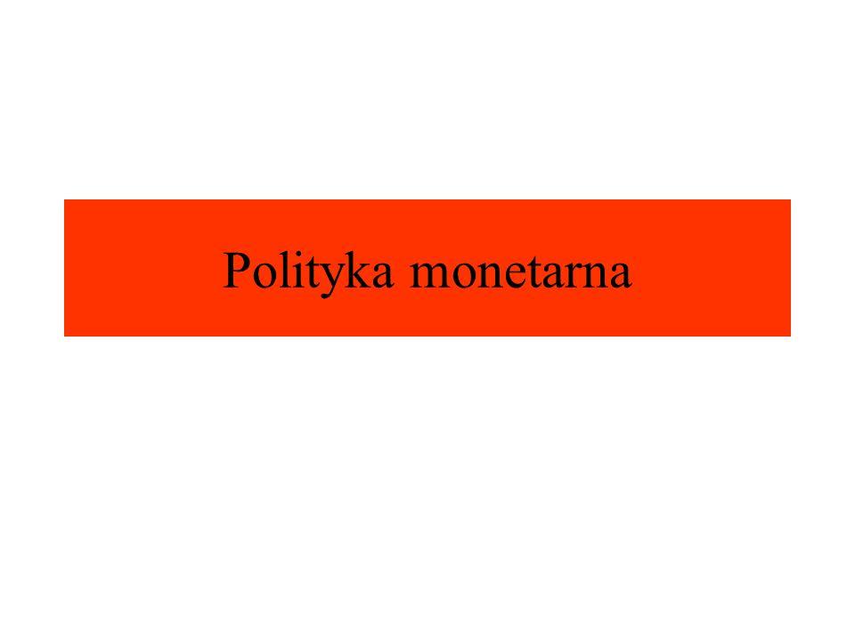 Polityka monetarna polski BANK CENTRALNY dąży do stabilizowania gospodarki i wspierania rozwoju gospodarczego przy pomocy polityki pieniężnej.