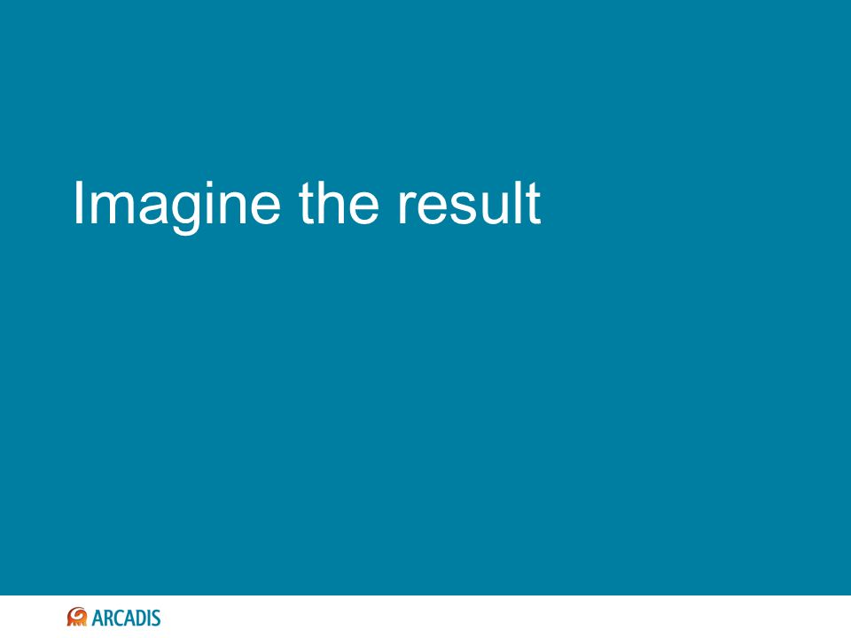 Imaginethe result