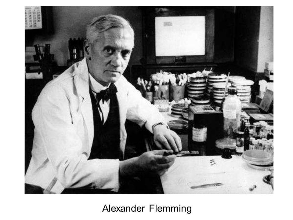 Alexander Flemming
