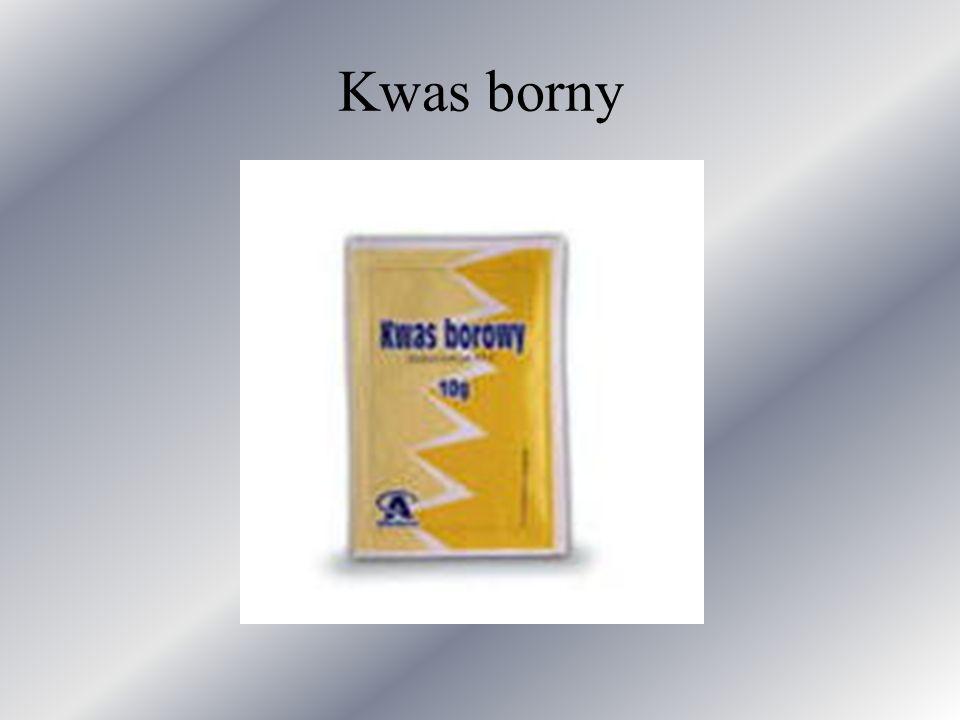 Kwas borny
