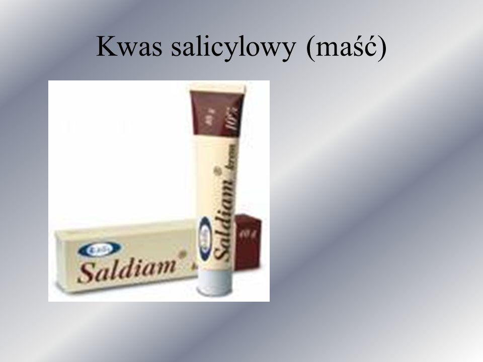 Kwas salicylowy (maść)