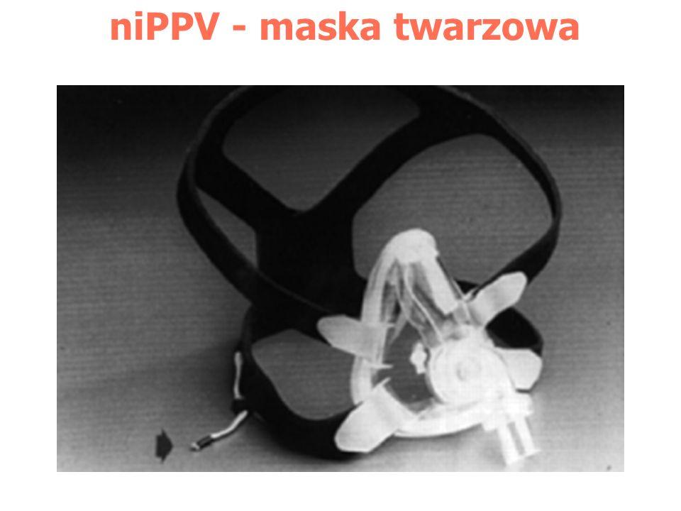 niPPV - maska twarzowa
