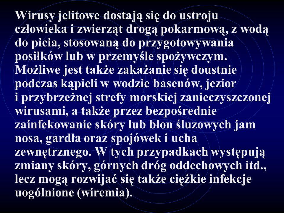 Badania w krajach nadbałtyckich, a także w Polsce (Instytut Medycyny Morskiej i Tropikalnej w Gdyni) nad nicieniami pasożytami ryb doprowadziły do ważnego stwierdzenia, że postacie larwalne tych pasożytów, zwłaszcza Anisakis simplex, mogą wywoływać u ludzi chorobę określaną jako anisakiozę.
