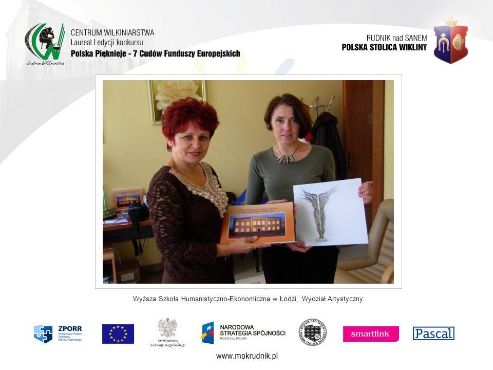 Wyższa Szkoła Humanistyczno-Ekonomiczna w Łodzi, Wydział Artystyczny