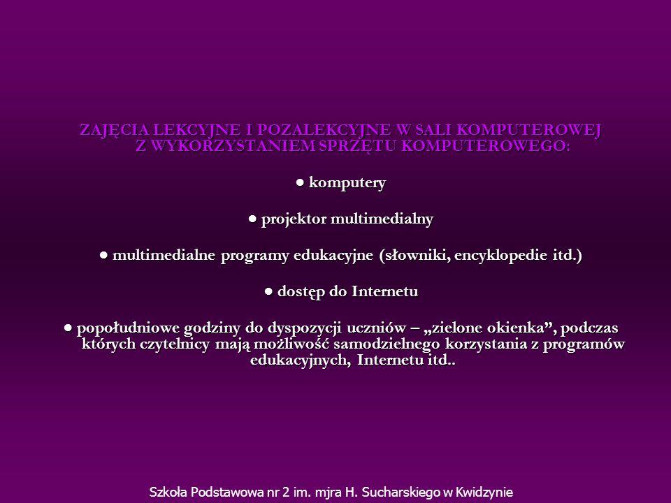 DZIĘKUJEMY ZA UWAGĘ Więcej informacji znajdziecie Państwo na stronie internetowej www.sp2.kwidzyn.pl/interdwojka Szkoła Podstawowa nr 2 im.