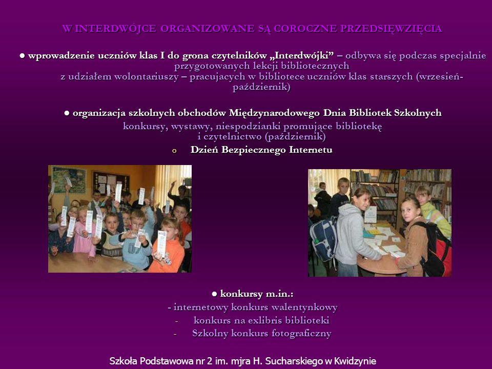 Internetowy konkurs walentynkowy Już od 3 lat Interdwójka jest organizatorem internetowego konkursu walentynkowego.
