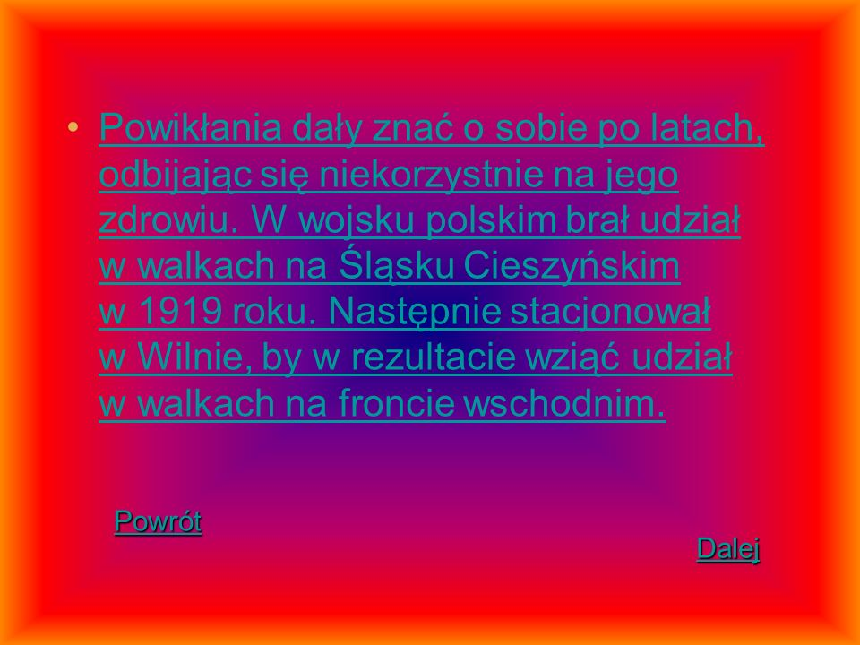 Służba 7 marca 1919 roku Henryk Sucharski wstąpił do Wojska Polskiego i został powołany do służby w 16 Pułku Piechoty w Tarnowie.