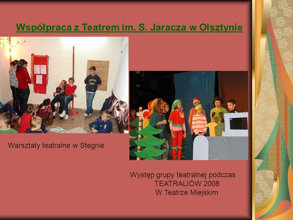 Współpraca z Teatrem im. S.