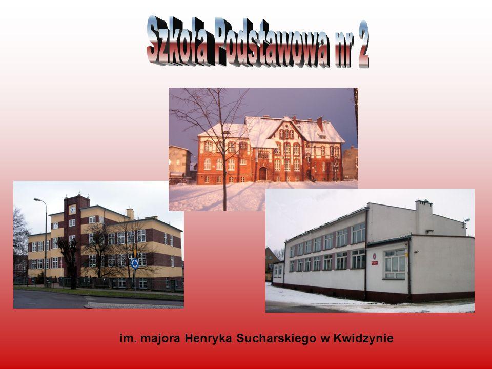 im. majora Henryka Sucharskiego w Kwidzynie