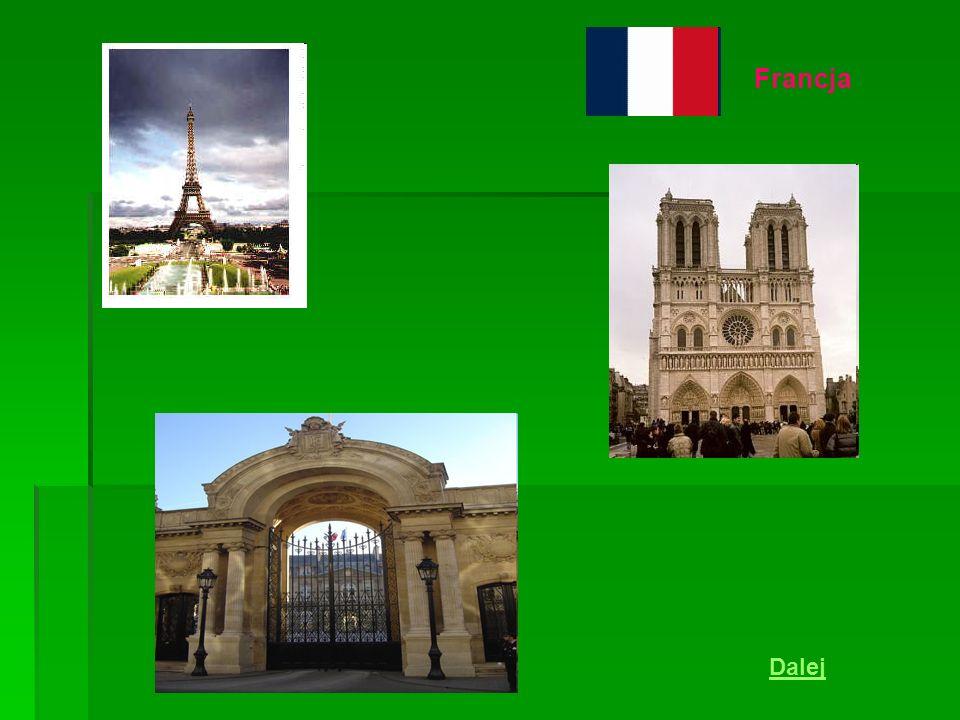 Francja Dalej