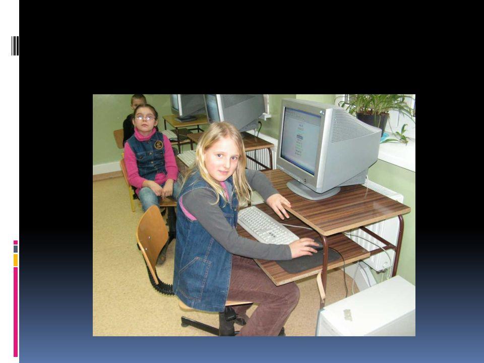 Na lekcjach Elementy informatyki korzystaliśmy ze strony internetowej http://www.sieciaki.pl.http://www.sieciaki.pl