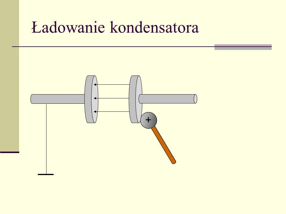 Ładowanie kondensatora +++