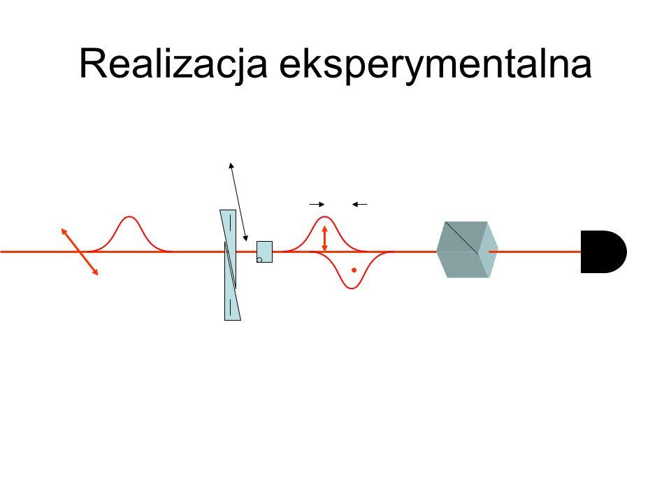Realizacja eksperymentalna