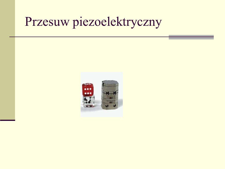 Przesuw piezoelektryczny