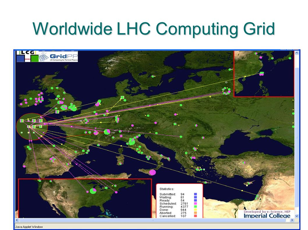 Worldwide LHC Computing Grid