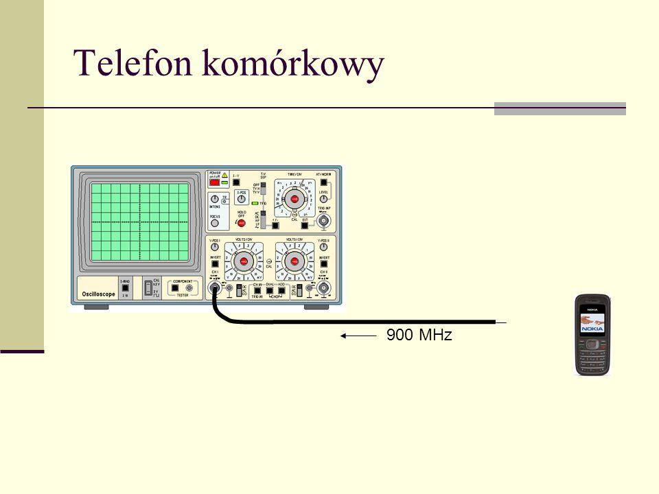 Bliska podczerwień (rzędu 10 -6 m) Źródło: dioda półprzewodnikowa (na przykład pilot) Wykrywanie: efekt cieplny, fototranzystor, kamera video Właściwości: podobne do światła widzialnego, w szczególności przechodzi przez szkło Zastosowanie: telekomunikacja światłowodowa, pilot TV,...