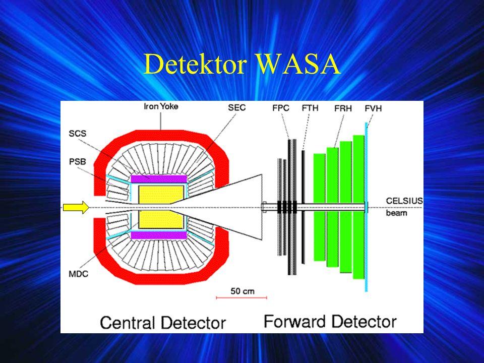 Detektor WASA cd.
