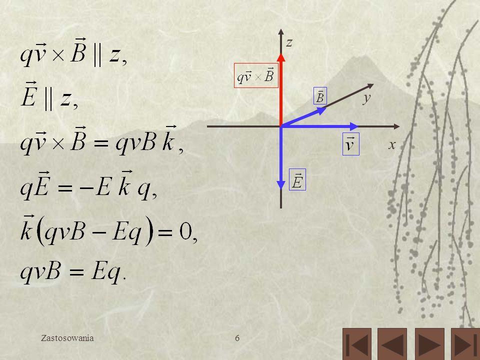 Zastosowania6 x y z