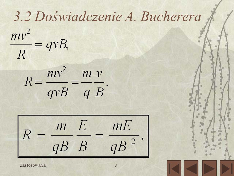 Zastosowania8 3.2 Doświadczenie A. Bucherera