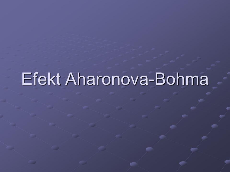 Efekt Aharonova-Bohma