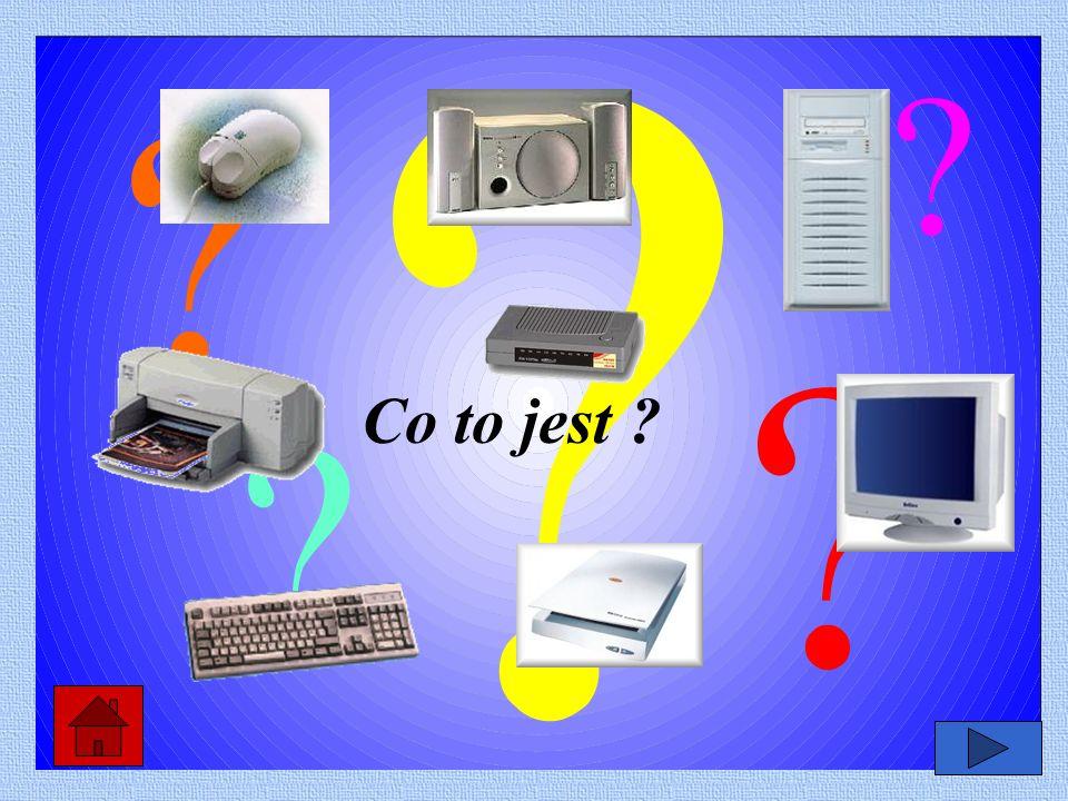 To jedno z najbardziej użytecznych i ciekawych urządzeń, które można podłączyć do komputera. Skaner umożliwia kopiowanie rysunków lub zdjęć, a następn