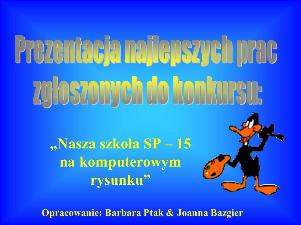 Wyróżnienie Paulina Gardzisz kl. IV d