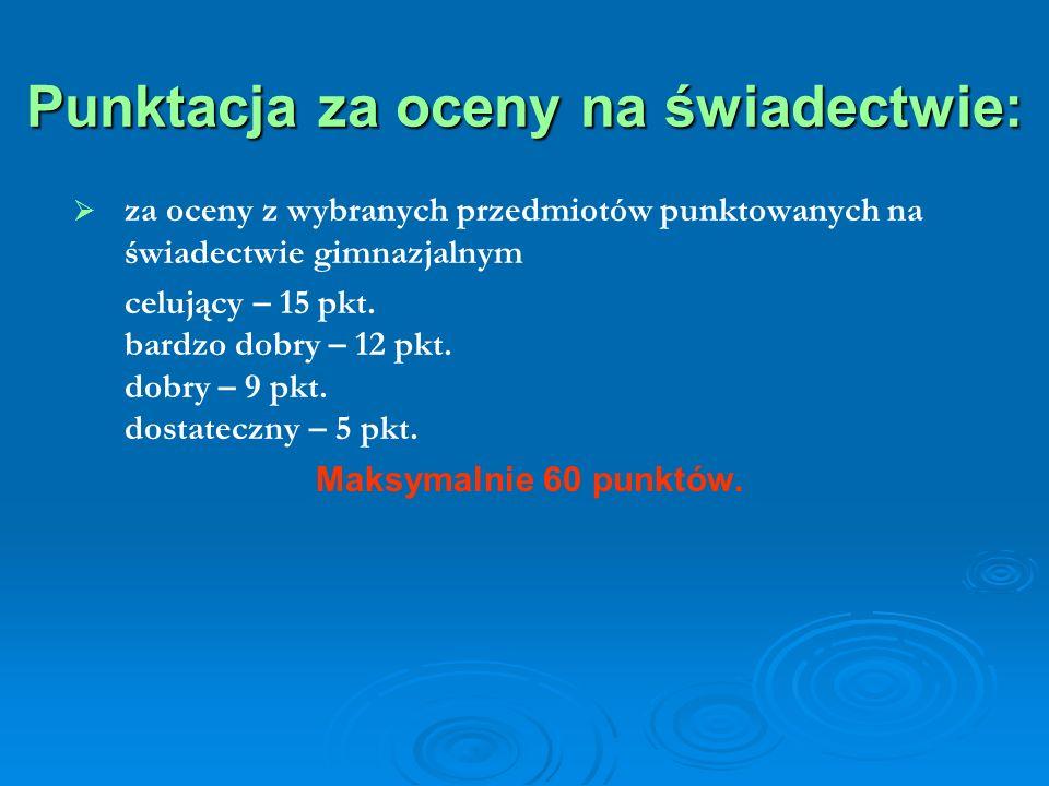W A Ż N E Potwierdzenie woli nauki.PAMIĘTAJ!!.