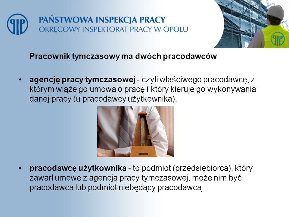 Działalność agencji pracy regulują przepisy zawarte w ustawie z dnia 20 kwietnia 2004 r.