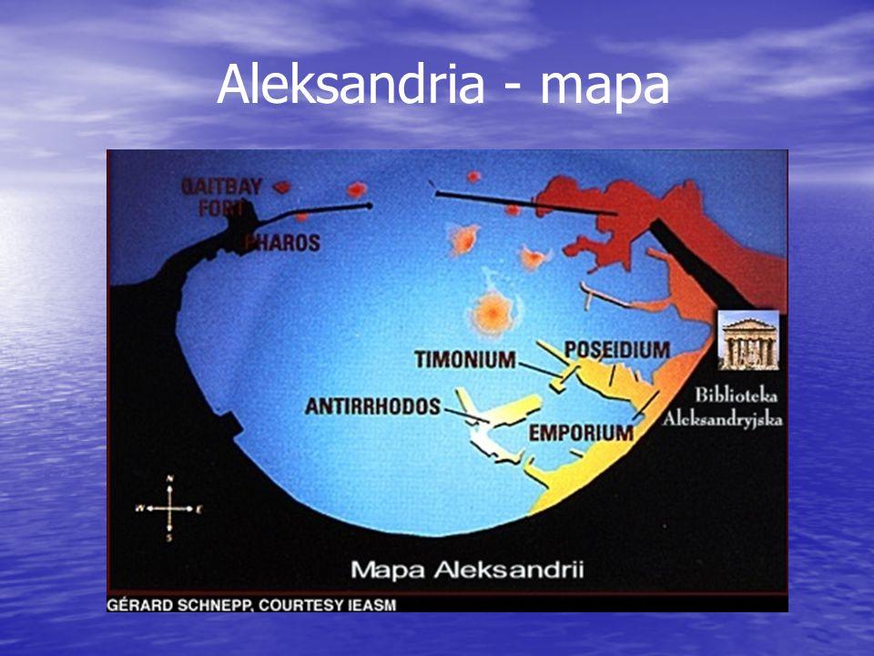 Bank wiedzy - biblioteka Nazwa Biblioteki Aleksandryjskiej otwiera perspektywę na ponad dwa tysiące lat.