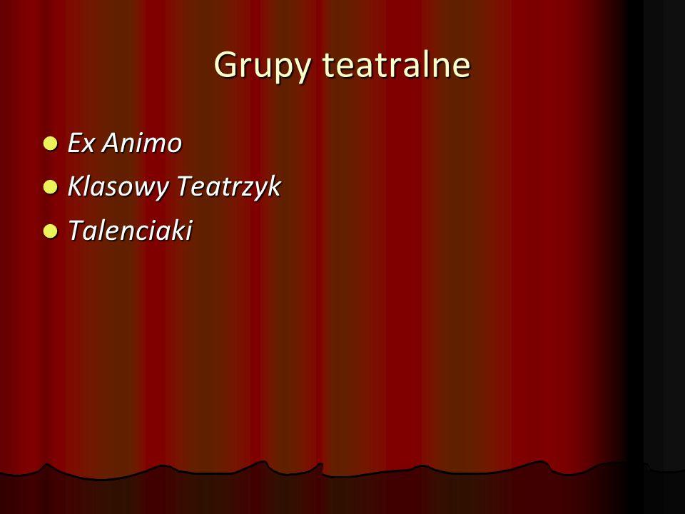 K l asowy Teatrzyk