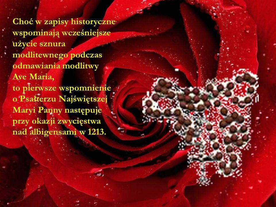 Od XV wieku wydarzenie to łączone jest z podaniem o przekazaniu Różańca świętemu Dominikowi przez Matkę Bożą.