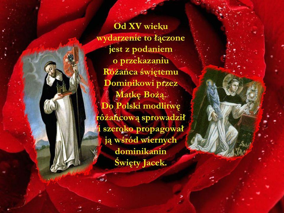 Różaniec zastąpił popularną praktykę modlitewną składającą się z recytowania 50 Psalmów w trzech seriach lub po 150 za jednym razem.
