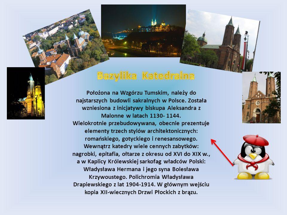 Położona na Wzgórzu Tumskim, należy do najstarszych budowli sakralnych w Polsce. Została wzniesiona z inicjatywy biskupa Aleksandra z Malonne w latach
