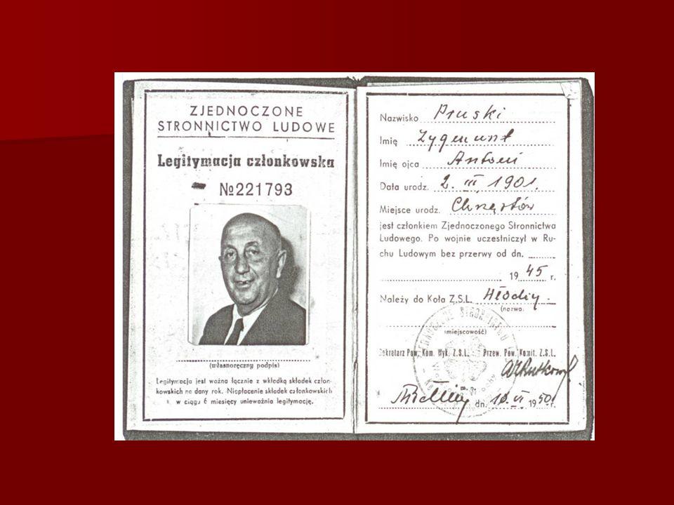 Działalność polityczna 1923- 1931- przynależność do Polskiego Stronnictwa Ludowego,,Wyzwolenie 1926 -1927 sekretarz Zarządu Powiatowego PSL,,Wyzwoleni